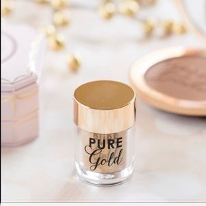 🆕✨ Too Faced PURE GOLD Loose Glitter